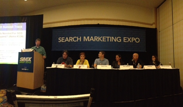 Matt Cutts, Danny Sullivan und Co. auf der Search Marketing Expo West 2013 in San José